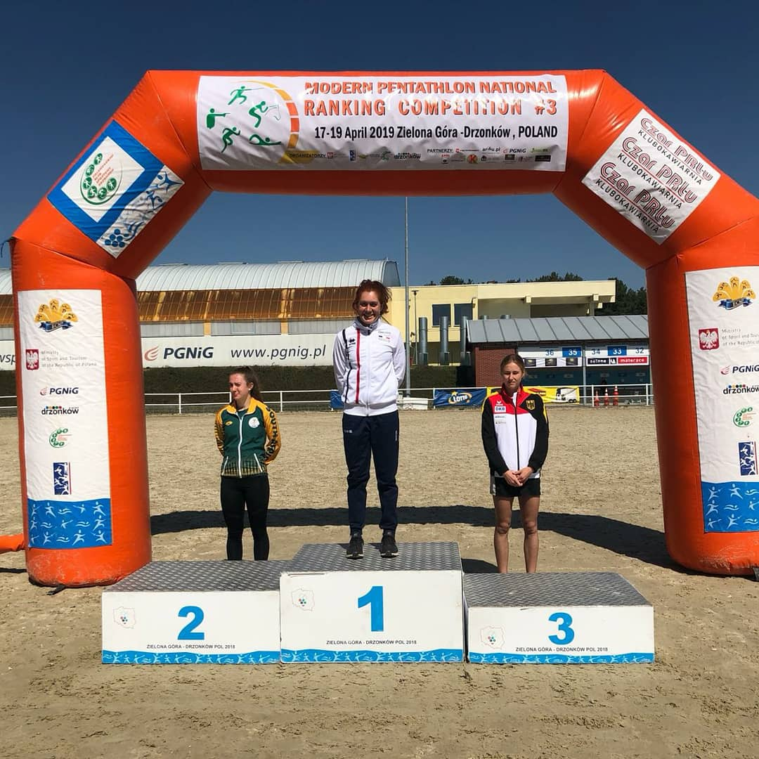 Open National Pologne, Manon Barbaza vainqueur