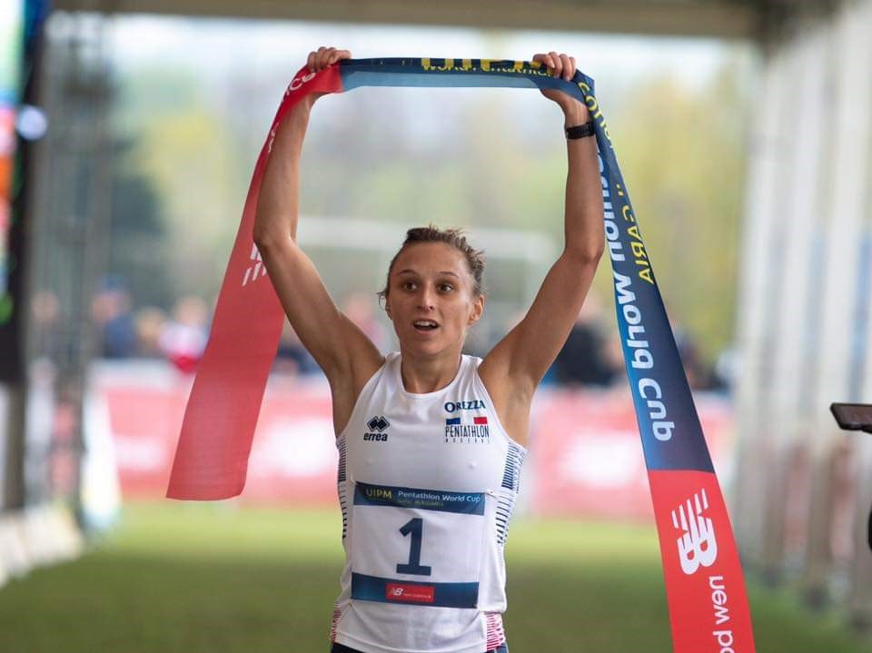 Marie Oteiza, Pentathlon Moderne, Coupe du Monde