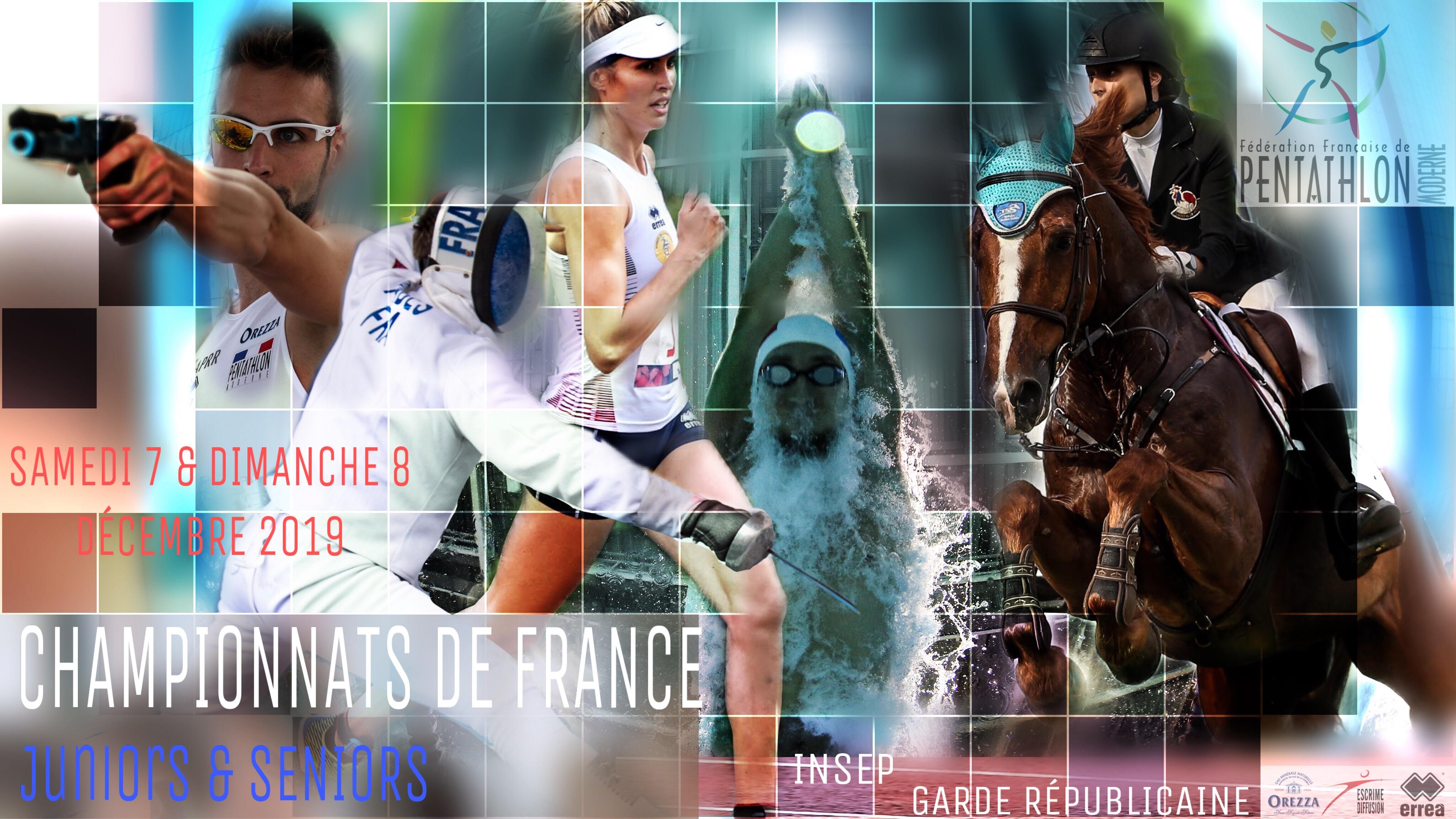 Championnats de France de Pentathlon Moderne