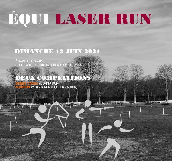 Equi Laser Run du 13 juin 2021