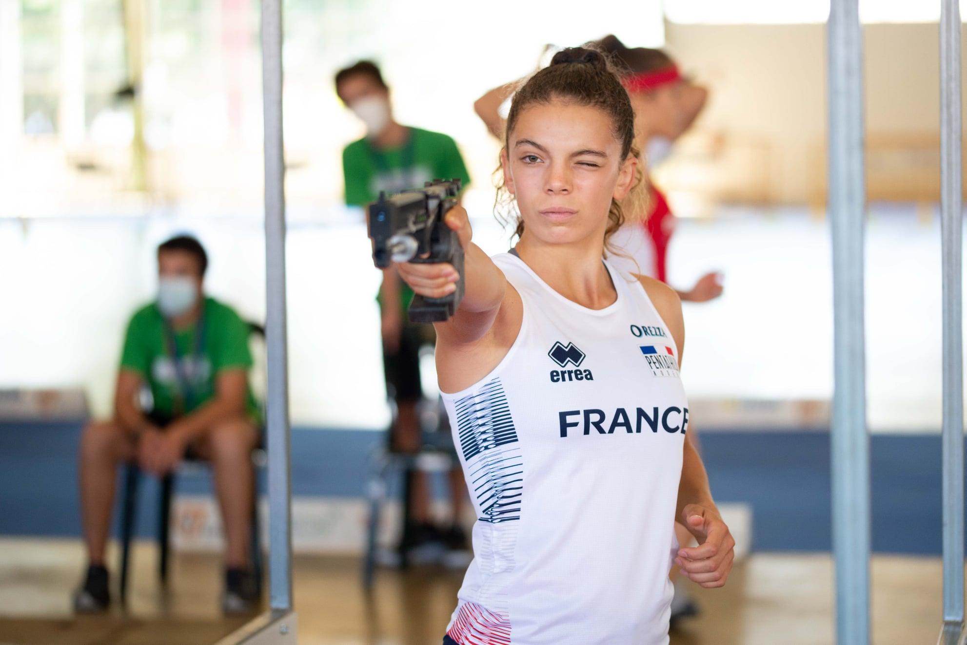 Monde U17/U19: Nina Riand 34ème